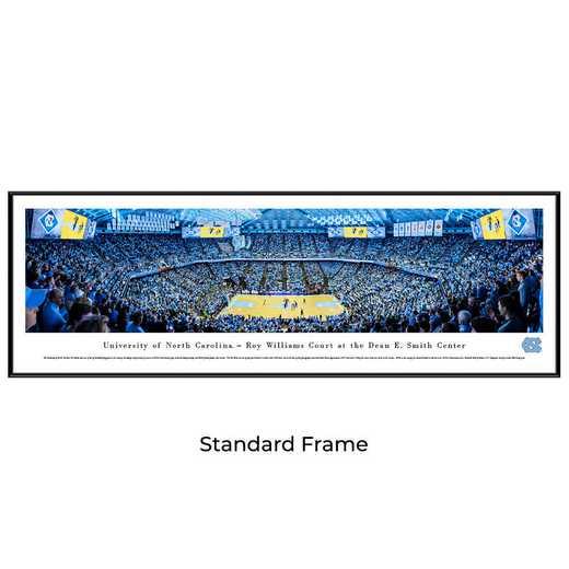 UNC4F: BW North Carolina Tar Heels Basketball, Standard