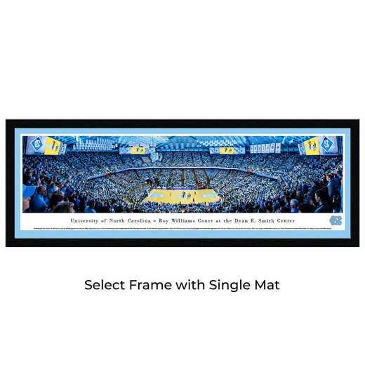 UNC4M: BW North Carolina Tar Heels Basketball- Select