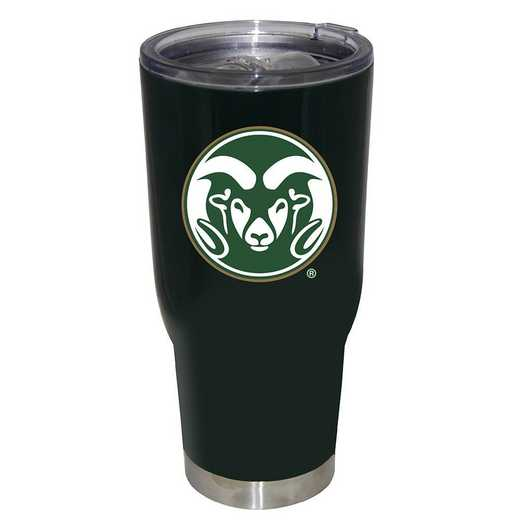 COL-COS-750101: 32oz Decal PC SS Tumbler CO St