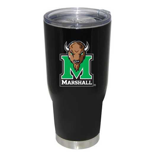 COL-MTH-750101: 32oz Decal PC SS Tumbler Marshall