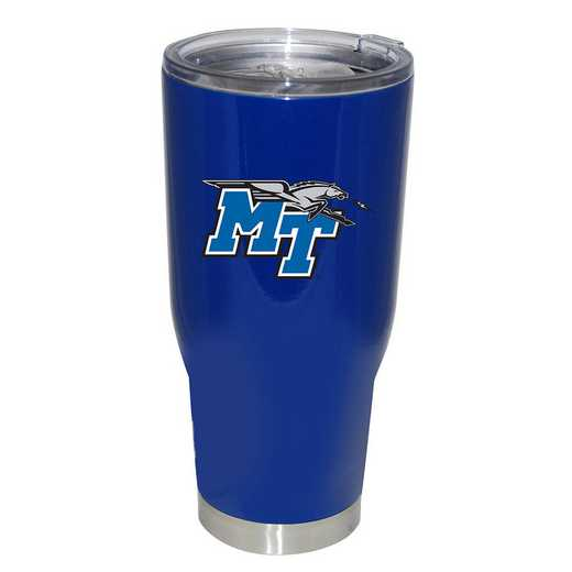COL-MTS-750101: 32oz Decal PC SS Tumbler Middle TN St