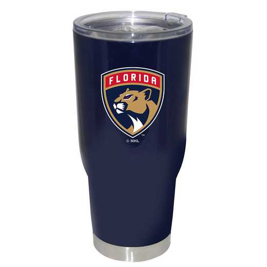 NHL-FPA-750101: 32oz Decal PC SS Tumbler Panthers