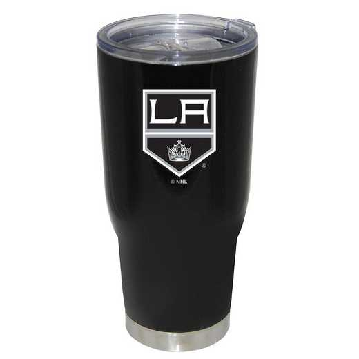 NHL-LAK-750101: 32oz Decal PC SS Tumbler Kings