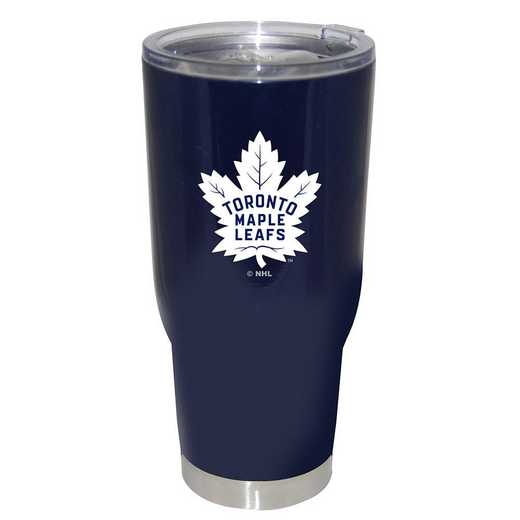 NHL-TML-750101: 32oz Decal PC SS Tumbler Maple Leafs