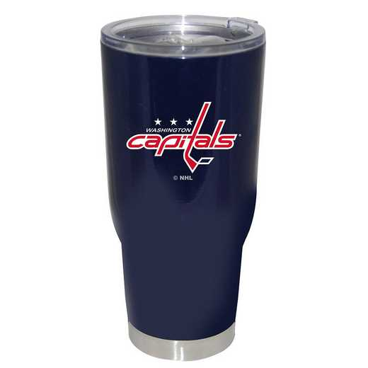 NHL-WCA-750101: 32oz Decal PC SS Tumbler Capitals