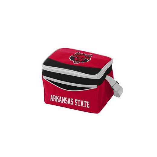 109-50B6M: Arkansas State Mavrik Blizzard 6 Pack