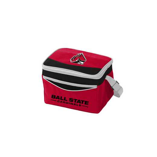 115-50B6M: Ball State Mavrik Blizzard 6 Pack