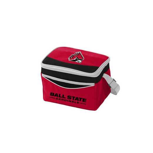 115-50B6M: Ball State Mavrik Blizzard 6 Pack