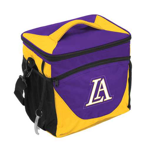 C2288-63: Lipscomb Mustangs 24 Can Cooler