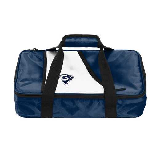 629-58C-1: LA Rams Casserole Caddy