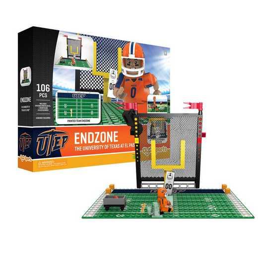 P-CFBTEPFS1-G2FB: Endzone SetUTEP Miners BBS