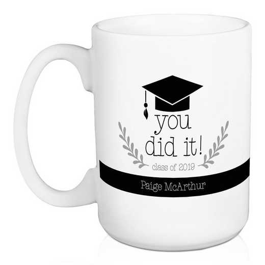 5474-I: DD YOU DID IT MUG