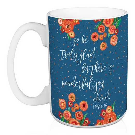 5506-A: DD WONDERFUL JOY AHEAD NOTEBOOK MUG