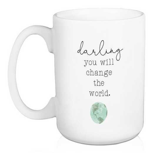 5506-B: DD DARLING MUG