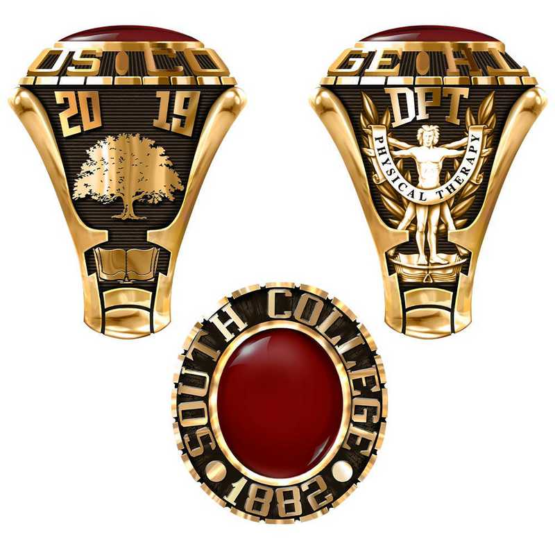 South College Men's Traditional Ring