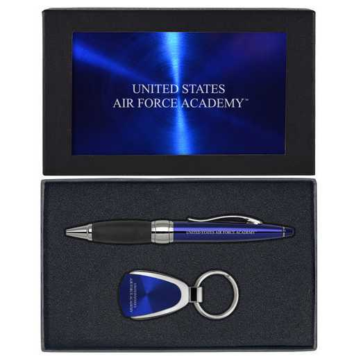 SET-A1-AIRFORCE-BLU: LXG Set A1 KC Pen, US Military Academy