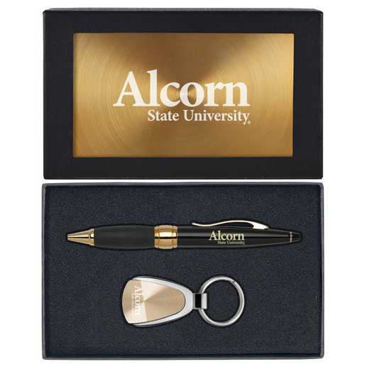 SET-A1-ALCORN-GLD: LXG Set A1 KC Pen, Alcorn State