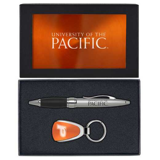 SET-A1-PACIFIC-ORN: LXG Set A1 KC Pen, University of the Pacific