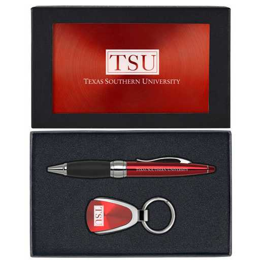 SET-A1-TEXASTH-RED: LXG Set A1 KC Pen, Texas Southern