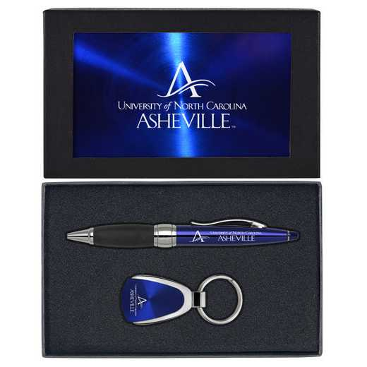 SET-A1-UNCASH-BLU: LXG Set A1 KC Pen, North Carolina-Ashville