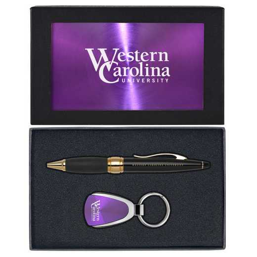 SET-A1-WESTCARL-PURP: LXG Set A1 KC Pen, Western Carolina