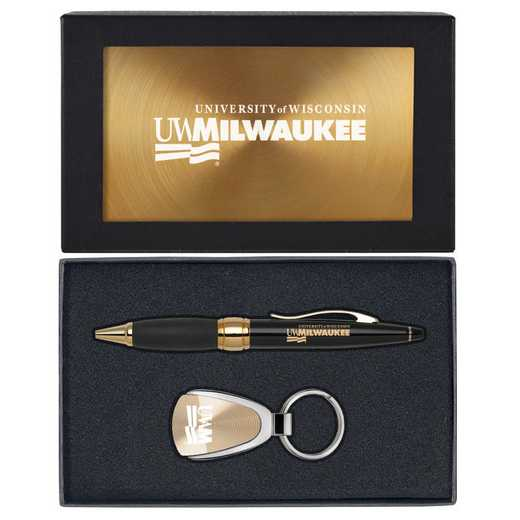 SET-A1-WISCMIL-GLD: LXG Set A1 KC Pen, Wisconsin-Milwaukee