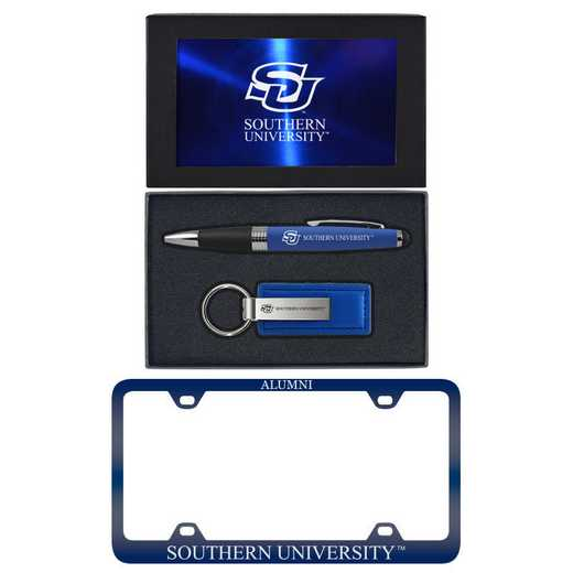 SET-A3-STHAMCL-BLU: LXG Set A3 pen KC Tag, Southern
