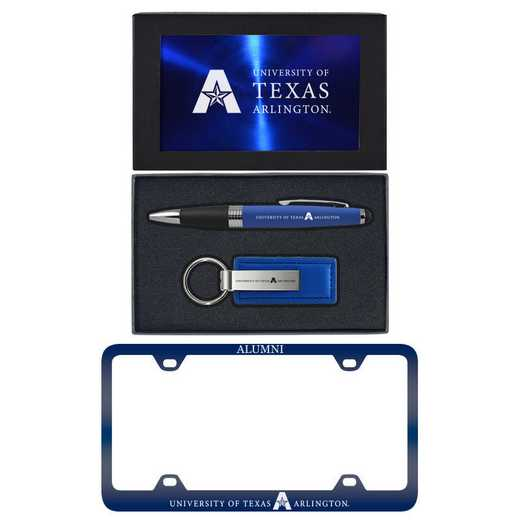 SET-A3-TEXASAR-BLU: LXG Set A3 pen KC Tag, Texas-Arlington