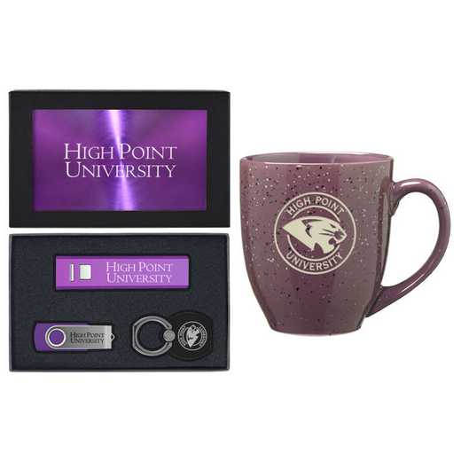SET-A2-HIGHPOINT-PURP: LXG Set A2 Tech Mug, High Point