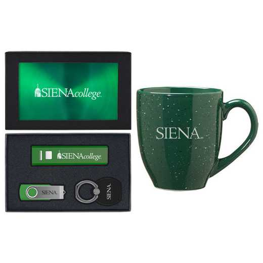 SET-A2-SIENA-GRN: LXG Set A2 Tech Mug, Siena