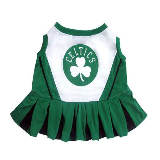 BOSTON CELTICS Pet Cheerleader Outfit