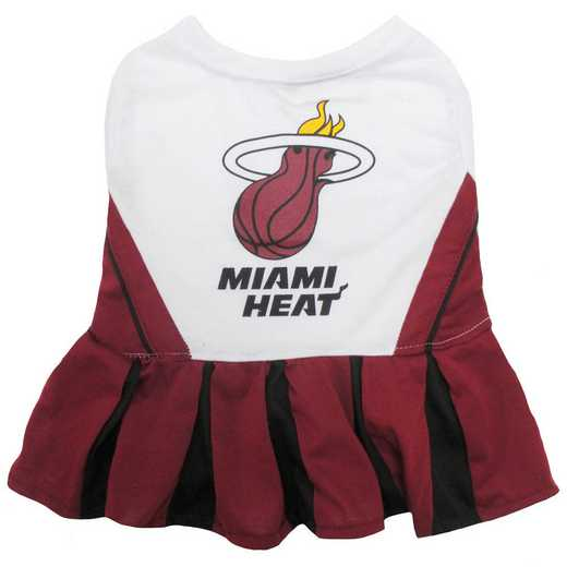 MIAMI HEAT Pet Cheerleader Outfit