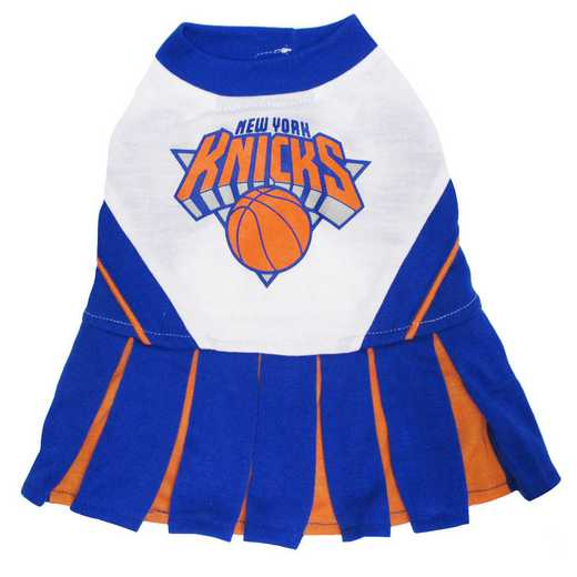 NEW YORK KNICKS Pet Cheerleader Outfit