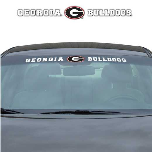 WSDU020: Georgia Auto Windshield Decal
