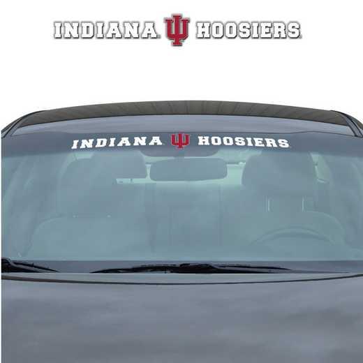 WSDU024: Indiana Auto Windshield Decal