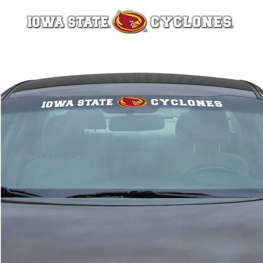 WSDU026: Iowa State Auto Windshield Decal