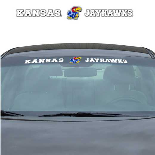 WSDU027: Kansas Auto Windshield Decal