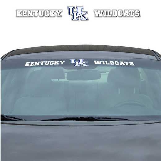 WSDU029: Kentucky Auto Windshield Decal
