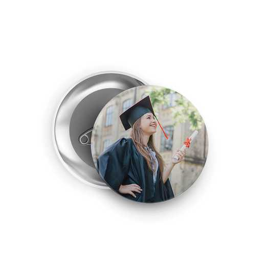 "Custom Photo Buttons - 2"" Round"