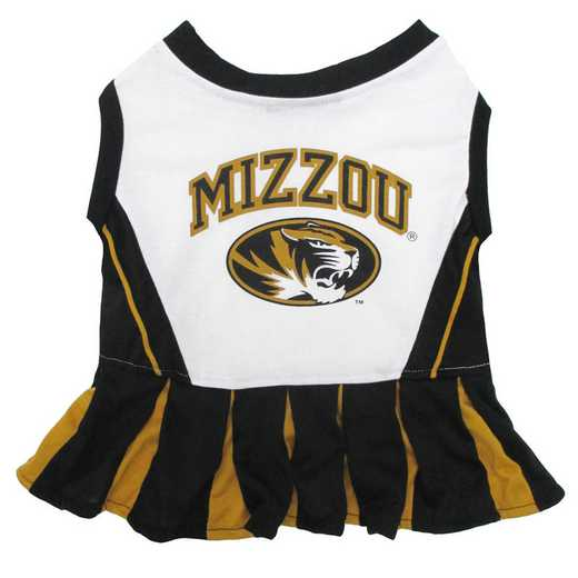 MISSOURI Pet Cheerleader Outfit
