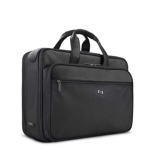 "SGB300-4: Solo Paramount 16"" Smart Strap® Briefcase"