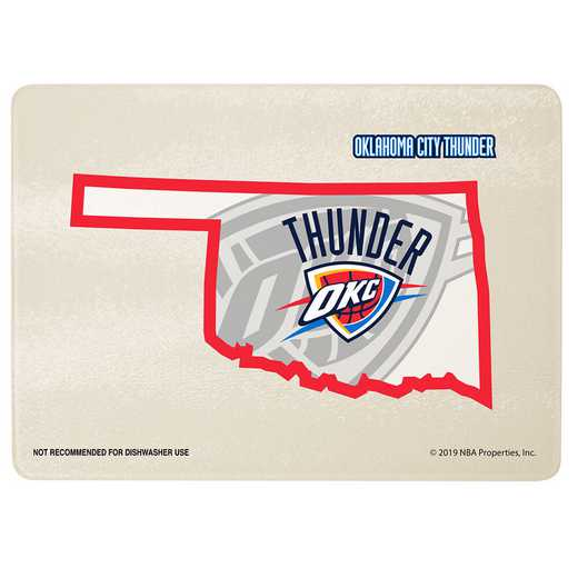NBA-OCT-2237: CUTTING BRD SOM THUNDER