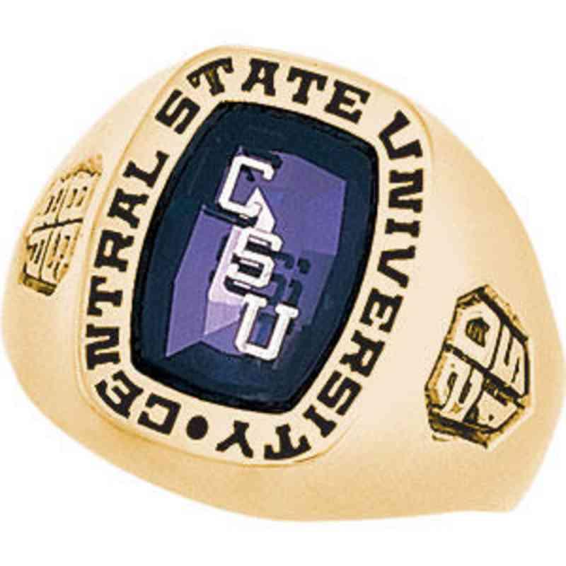 Towson University Seahawk Ring - Men's